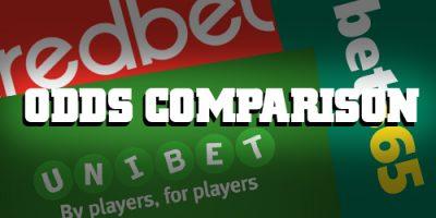 odds vergelijken bij gokken op voetbal